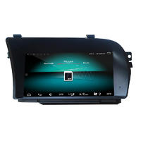"""Android 10.0 Mercedes S W221 CL W216 HD IPS 9.3"""" Touchscreen GPS Navi Multimedia carplay"""