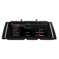 "Android 10.0 BMW 7 Series F01/F02/F03 CIC 10.25"" anti glare Car Stereo Multimedia DAB AUX USB 4G Wifi Apple CarPlay"